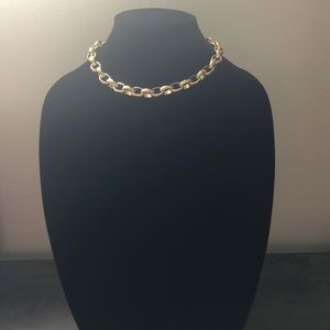 Ralph Lauren thick chain necklace